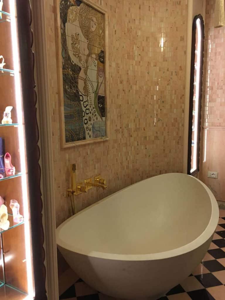 mosaico per rivestimenti bagno
