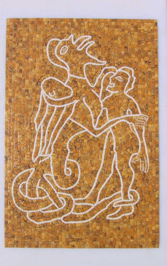 mosaico su rete egram